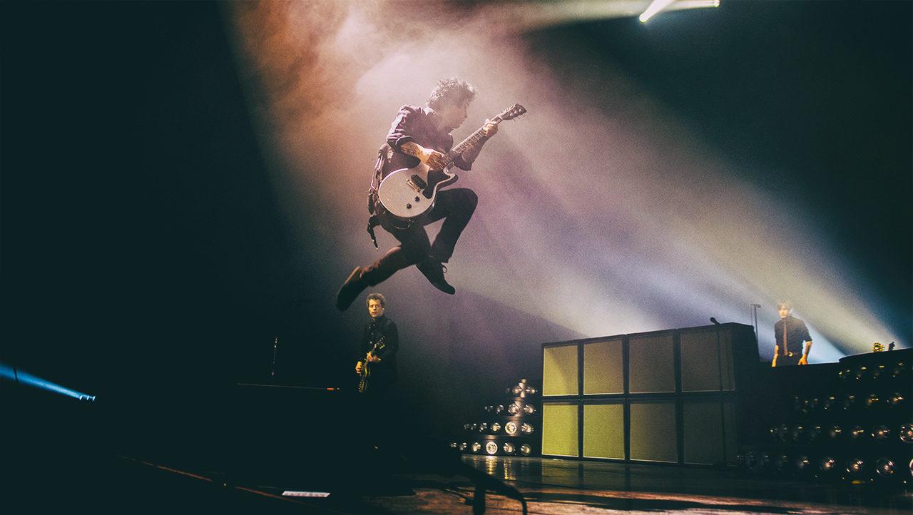 Green Day, Mathias Marchioni