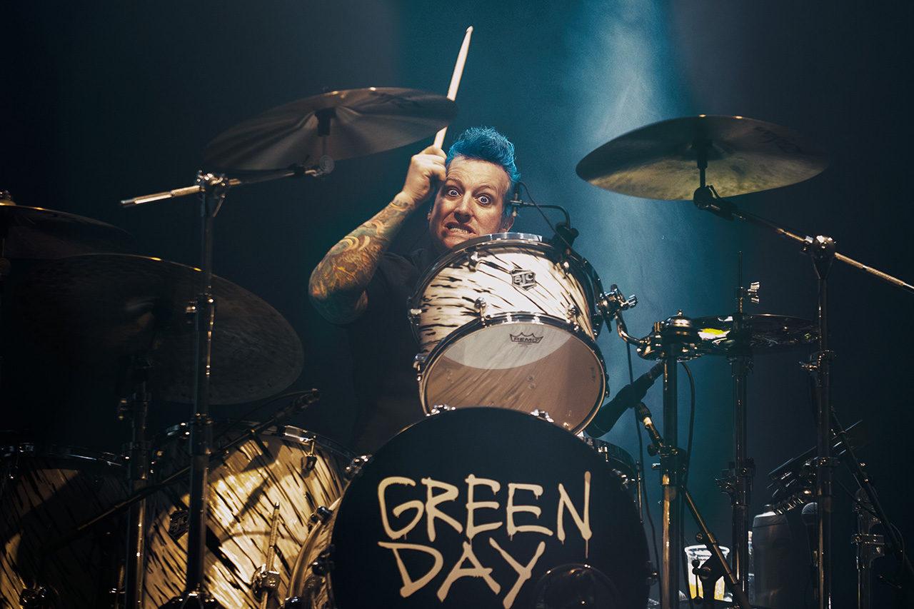 Tré Cool, Green Day, Mathias Marchioni