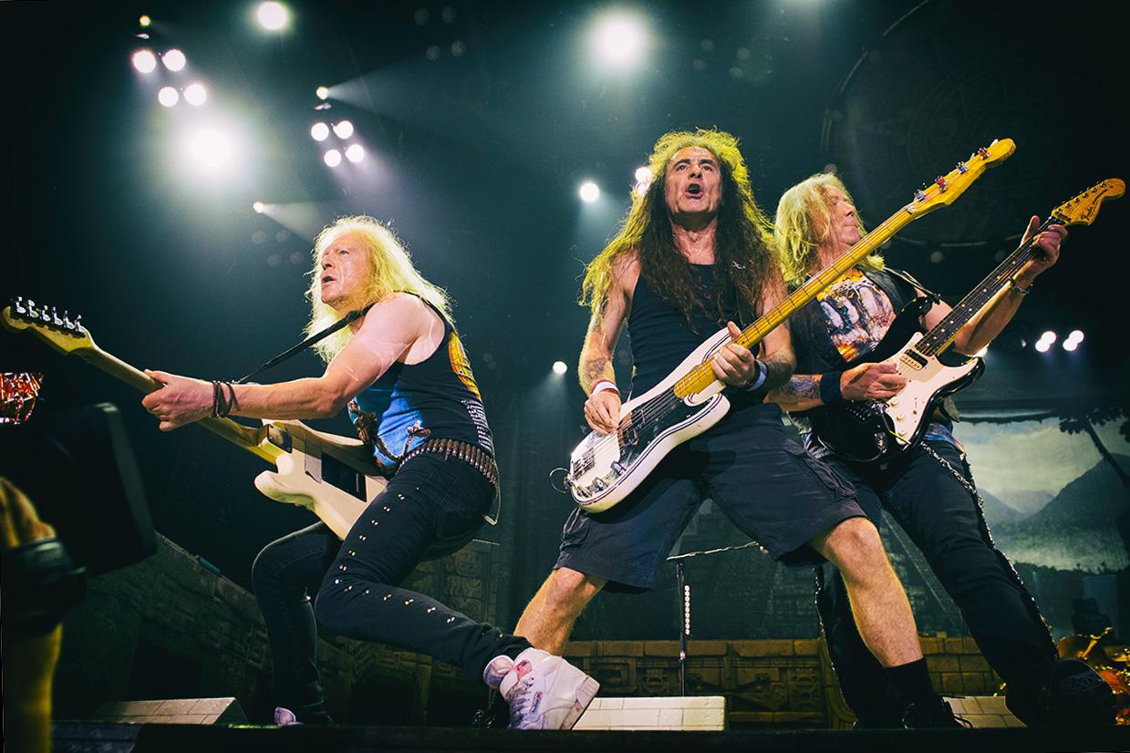 Iron Maiden, Mathias Marchioni