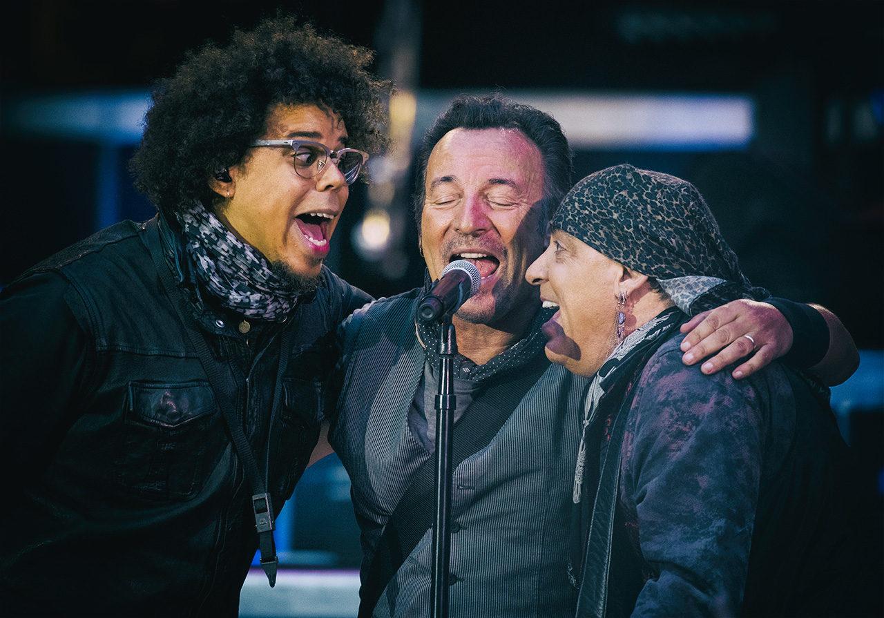 Bruce Springsteen, Mathias Marchioni