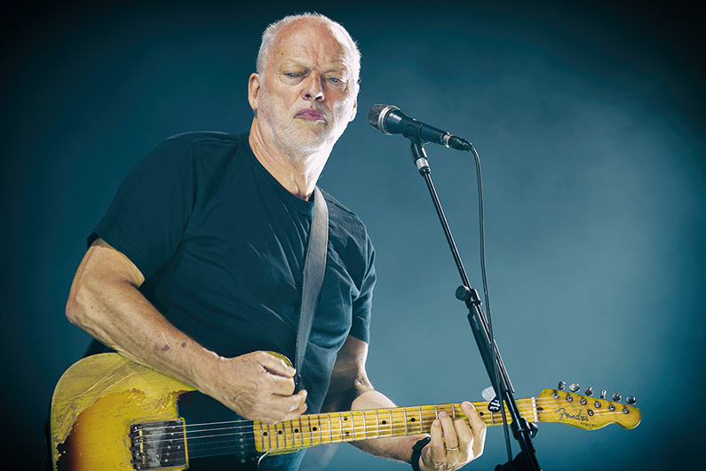 David Gilmour - Mathias Marchioni
