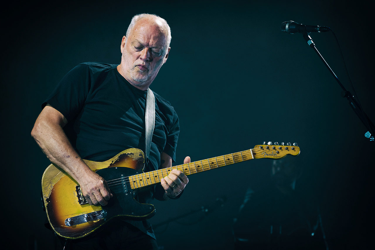 David Gilmour - Mathias Marchioni
