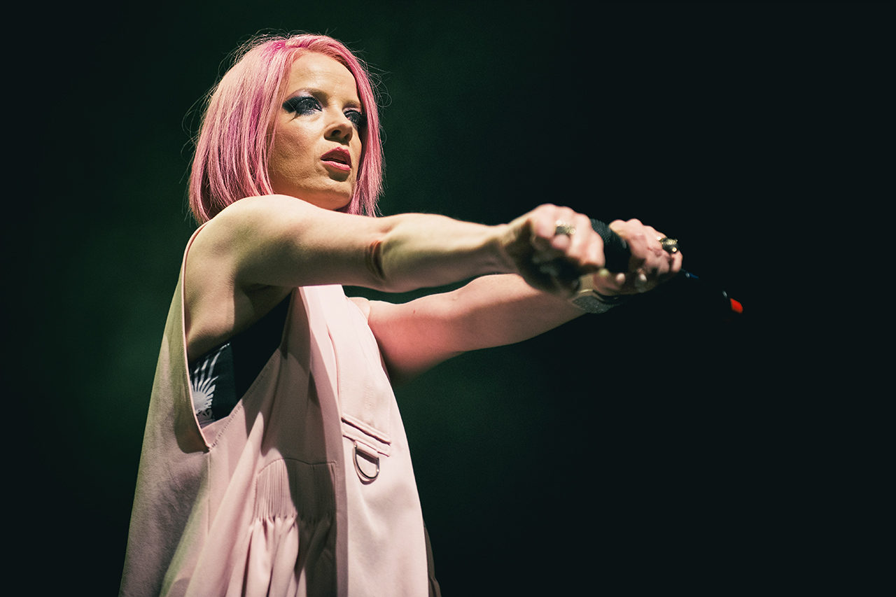 Shirley Manson, Garbage, Mathias Marchioni