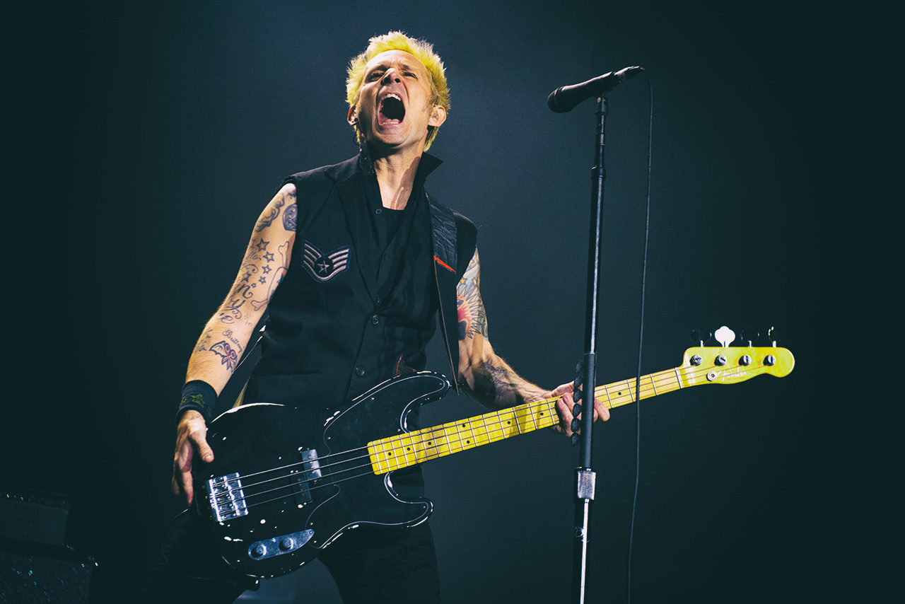 Green Day, Mathias Marchioni