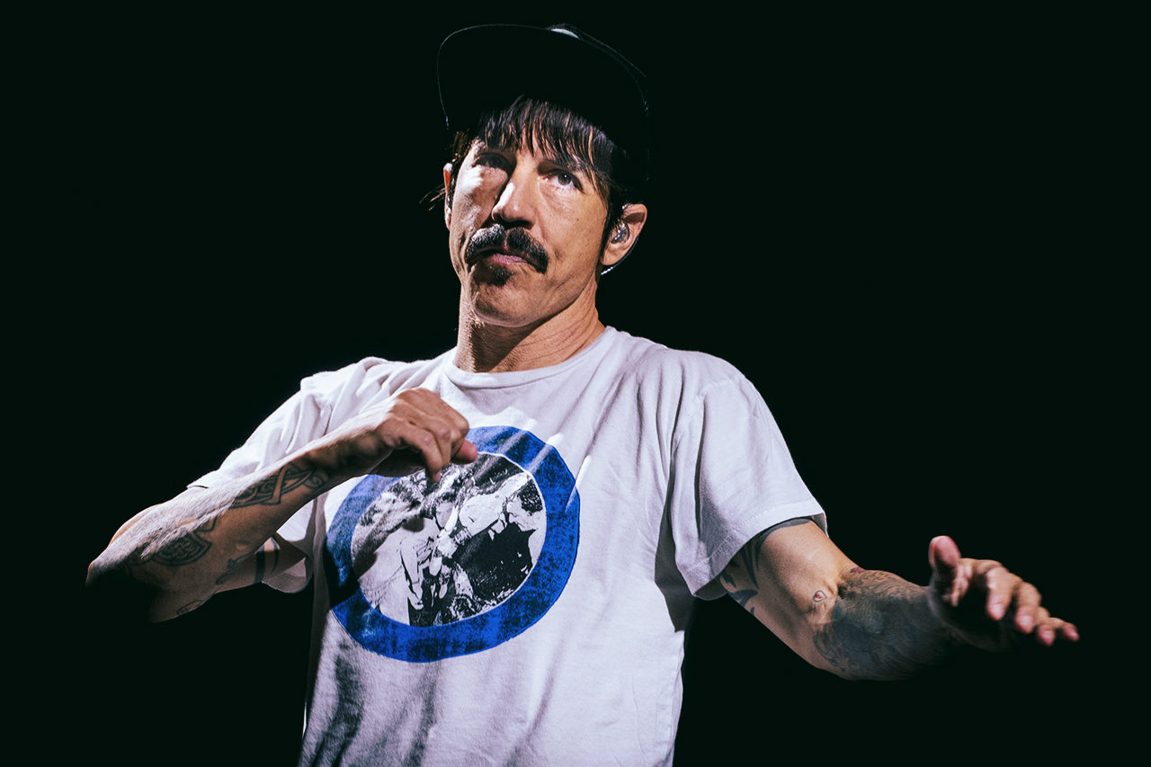 Red Hot Chili Peppers, Mathias Marchioni