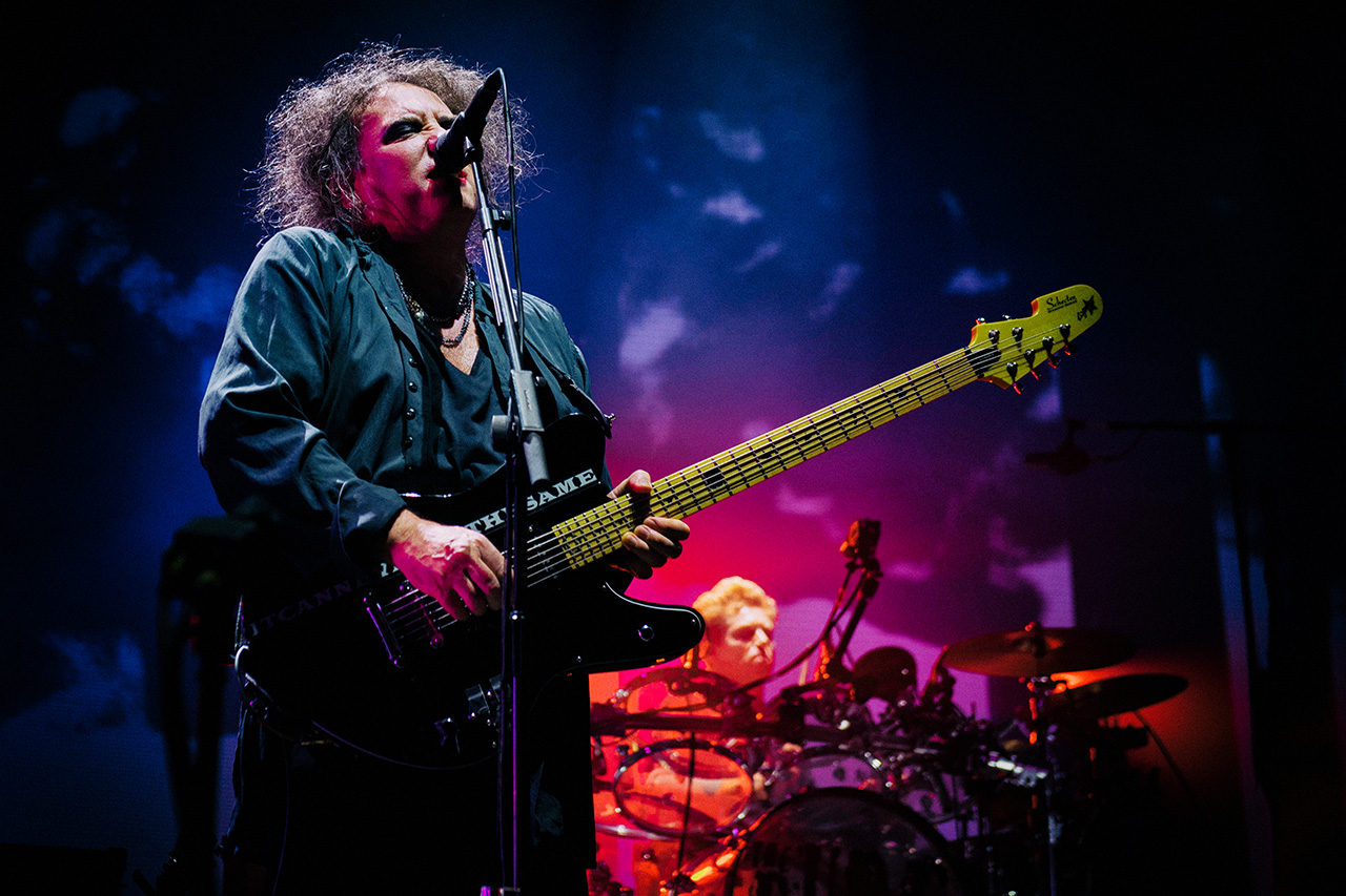 The Cure - Robert Smith - Mathias Marchioni