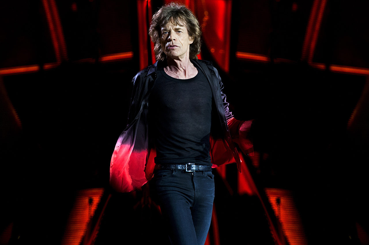 Mick Jagger, The Rolling Stones - Mathias Marchioni