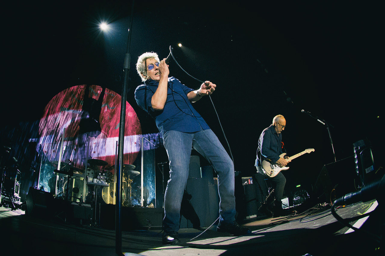 Roger Daltrey, Pete Townshend, The Who, Mathias Marchioni