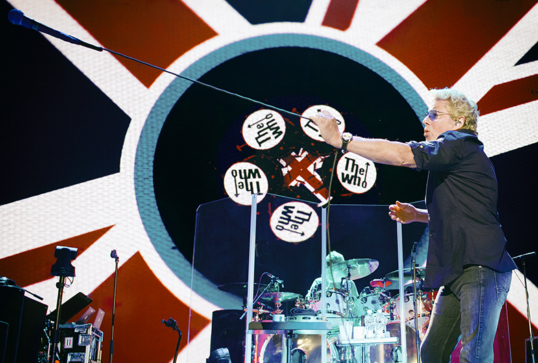 Roger Daltrey - The Who - Mathias Marchioni