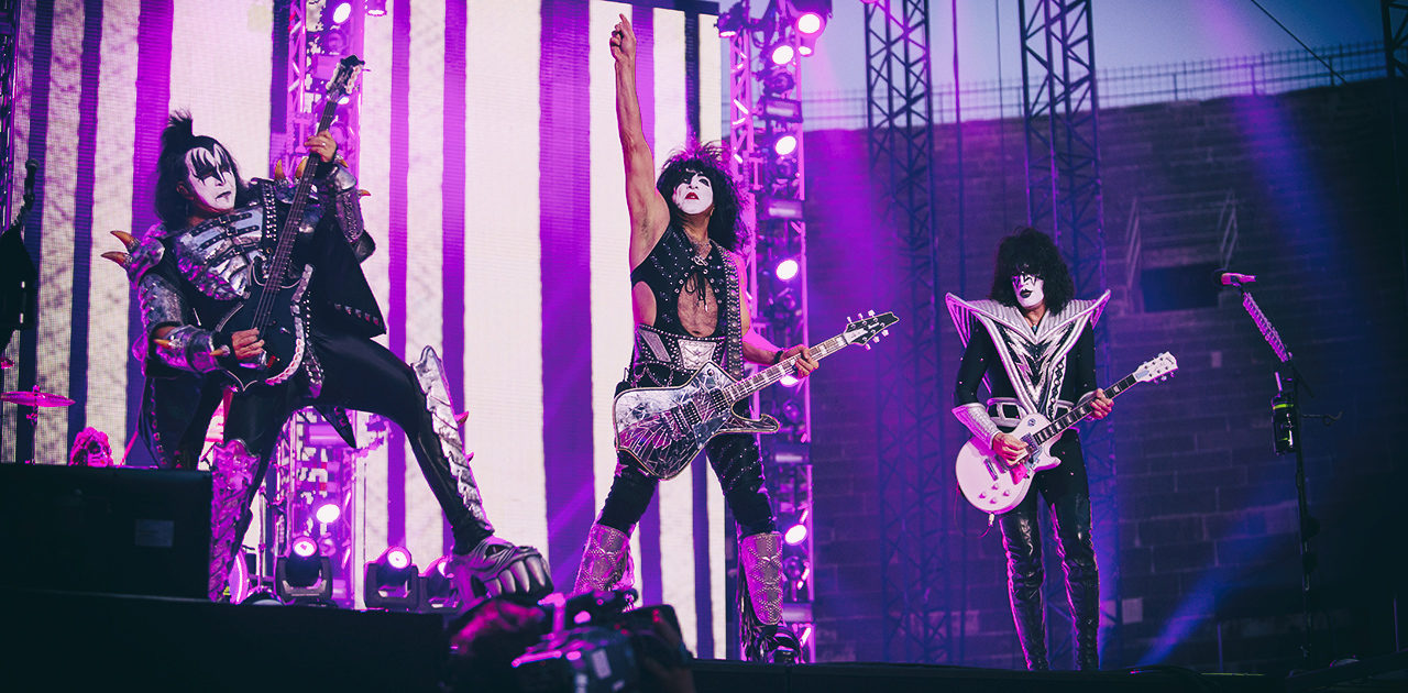 Kiss - Paul Stanley - Gene Simmons