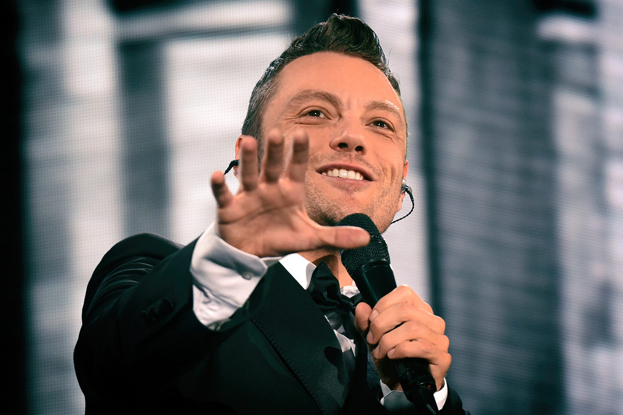 Tiziano Ferro - Mathias Marchioni