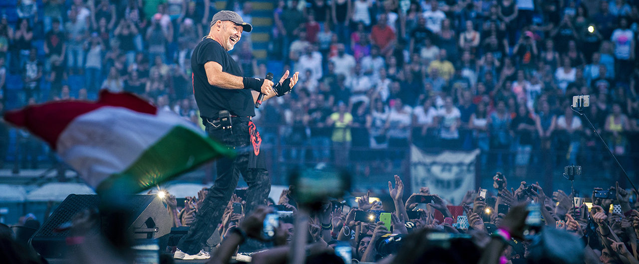 Vasco Rossi, Mathias Marchioni