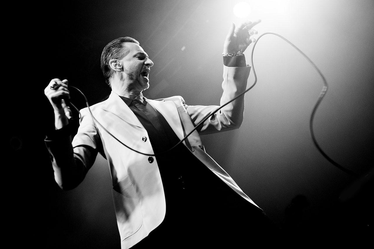 Dave Gahan, Depeche Mode, Mathias Marchioni