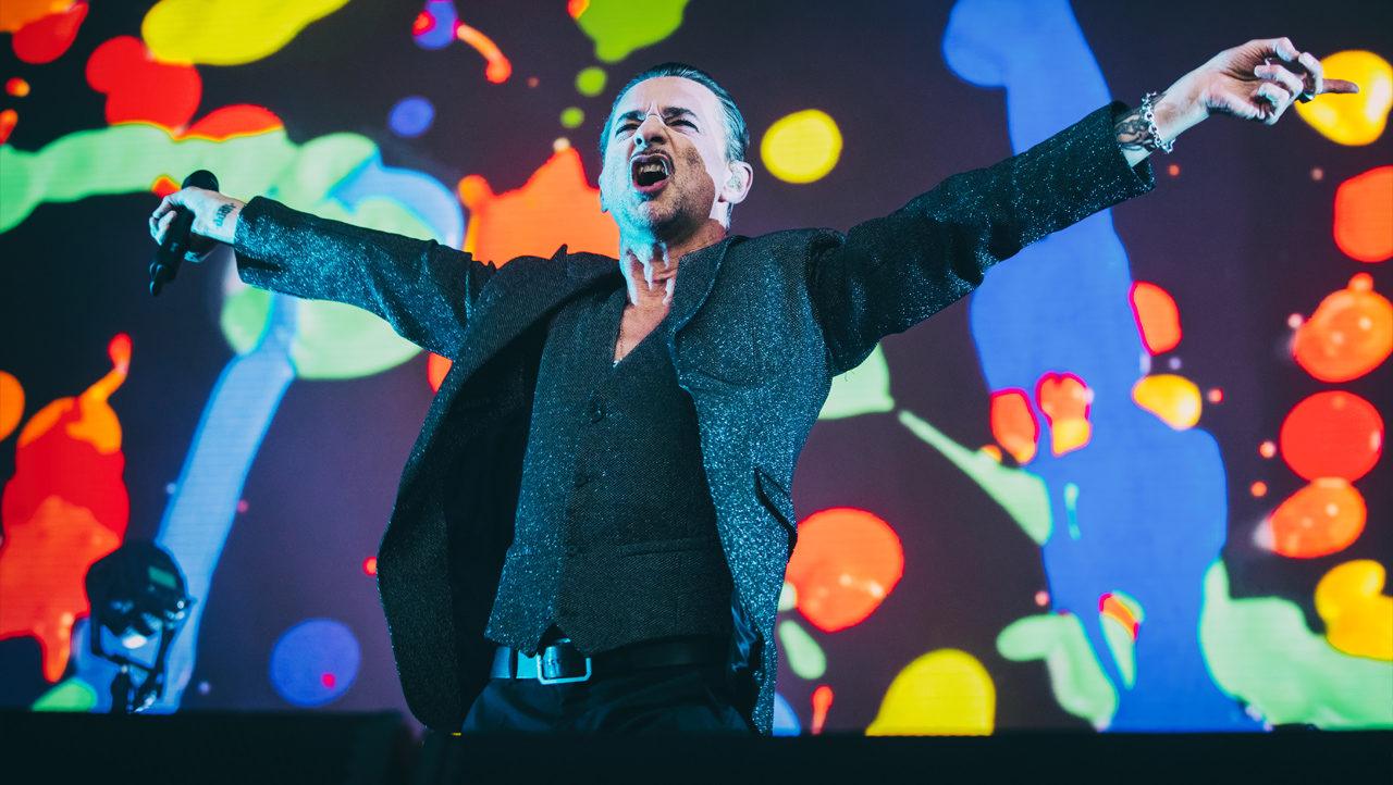 Depeche Mode, Mathias Marchioni