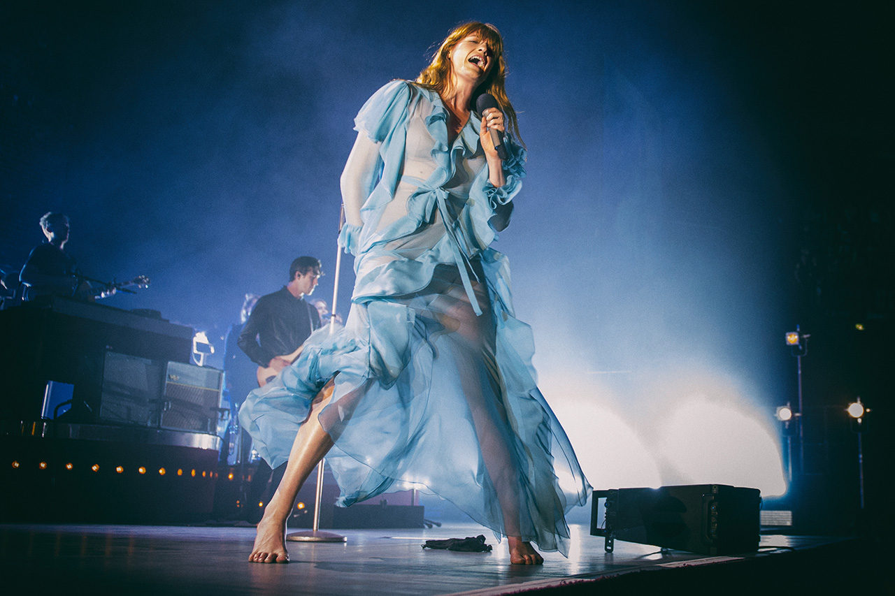 Florence and the Machine, Mathias Marchioni