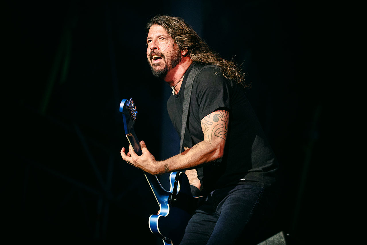 Foo Fighters, live in Italy 2018 © Mathias Marchioni